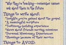 Missionary / by Sarah Sidwell