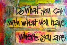Inspirational / by BeaCharmed