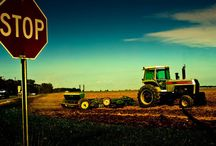 Good ol Kansas / by Miranda Weide