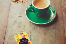 Coffee, Tea and Chocolate / by Jovi Batarce