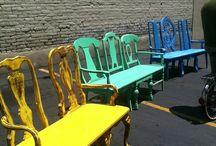 Chairs / by Kara Christensen