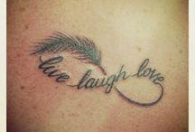 tattoo ideas / by Darcie Voorhees