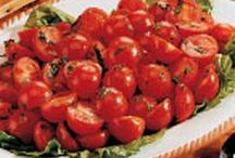 EAT veggies and salads / lovely, colorful, packed with flavor, easy, quick, clean, smart choices / by Katty