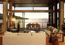 Accommodation / Reef View Hotel. Beach Club. Palm Bungalows. Qualia. / by Hamilton Island