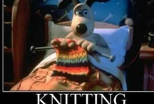 Knitting <3 / by Hillary Crapser