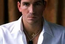 Jim Caviezel / by Rose Huber