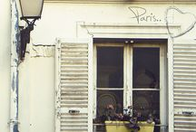 places / by Annie Navaleza
