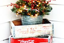 Coca-Cola Christmas / by Patrice Roe