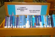 Library/Books - Displays / by Trisha Klowak