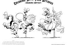 Steampunk Printables / by ABQ Steampunk