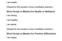 Guided Meditations  / Guided Imagery/Meditations Resources / by Heidi Goodreau