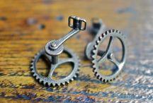 Jewelry--Masculine / by Lynn Epton-Siler