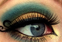 make up / by Gail Wolfe