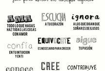 Carteles ideas / by Marta Alcázar Larrea