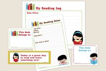 printables and classroom ideas / by Lee-Ann Jupin
