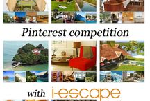 My Escape Competition / I absolutely love this company !! / by Corinne Faulkner