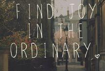 joy / by Lydia Johnson