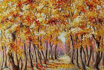 #  Art Paints  # Arte em Pinturas / Quadros de pintores famosos ou não! / by Luci Busnardo 1