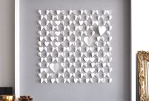 wall decor / by Dajana Fabjanovich