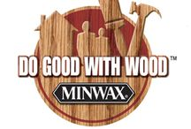 Do Good with Wood Award Program / Have you or someone you know used woodworking and wood finishing to improve your community? If so, Minwax wants to recognize those good works with the Do Good With Wood Award! Go to the following url to submit your entry: http://www.minwax.com/woodworking-inspiration/do-good-with-wood-award/submit-nomination / by Minwax