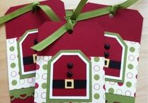 Christmas Tags / by Sassy Scrapper