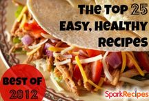 Recipes--Healthy / Healthy Recipes for my family / by Charity Lewis-Vocker
