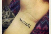 Tattoo ideas / by Sara Milez