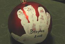 Christmas Craft ideas / by Gayle Fleury
