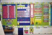 first grade classroom / by Julia Anderson Ziegler