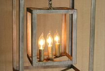 Light fixtures / by Leilani Daines Volkman
