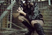 Steampunk / by Tavia Distasio