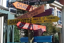 Day trips & adventures from Charlotte / The best places for a family to visit in Charlotte, NC and her vicinity. Can be the famous, the not so famous, or the totally obscure! Cool sights within easy day drives for fun and adventure! / by Tiffany Dahle