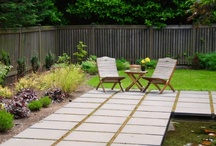 OUTDOOR LIVING / by Pamela Landingham