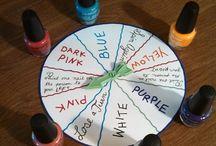 Birthday party ideas / by Anna Hight- Boucier