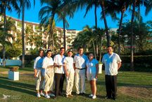 Awards and Recognitions / Tony Perroni AAA director presented the recognition GVRN director Rodolfo Gonzalez and gave a testimony to compliment the staff for service and to gain recognition for 8 consecutive years. / by Grand Velas Riviera Nayarit