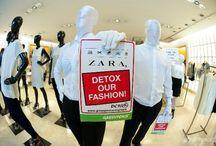 Moda Tóxica - #Detox / Greenpeace le demanda a las empresas de la moda que no contaminen el ambiente. / by Greenpeace Argentina