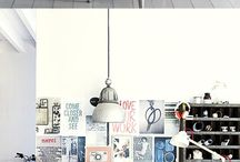 Creative Spaces / by Belle