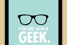 Pure Geekery / by Lisa Fargo