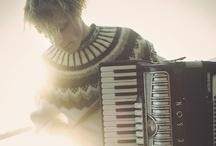 Music & Musicians  / by Zanda atom