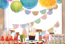 party ideas / by Gloria