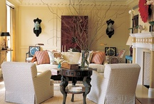 Serene Spaces for Sitting / by Gayle Ahrens Design