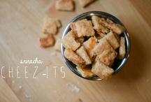 snacks / by Stephanie Hayward