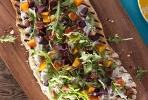 Pizza & Flat Breads  / by Colby Kilcullen