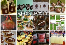 Football Goodies / by In This Wonderful Life