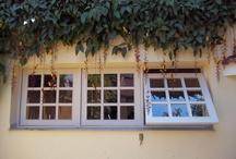 Pela janela / eu vejo o mundo... / by Suely Oliveira