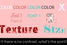 Typography Tips / Typography / by aileen