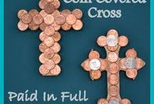 Easter Ideas / Craft and gift ideas for a Christ-centered Easter! / by Laura Lee