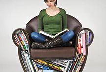 Library / by Tiffany Mcdonald