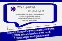 Speaking Tips / by Alycia Morales