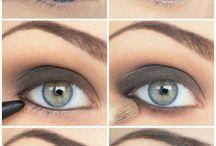 Makeup techniques / by Leila Moujaes
